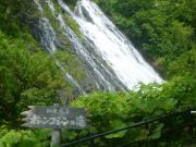 知床オシンコシンの滝