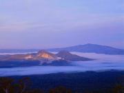 霧の摩周湖a