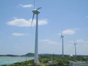 風車(西平安名崎)1