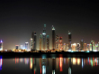 UAE_Dubai_Marina_Night
