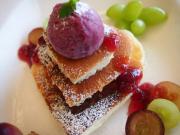 葡萄のパン・ケーキ