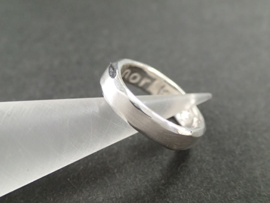 Make Your Own Silver Promise Rings or Wedding Rings in Tokyo