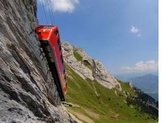 Zahnradbahn Extrem