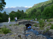 Ten Lakes Spectcular - Ashness Bridge