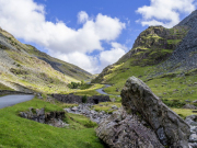 Ten Lakes Spectacular - Lake District Terrain