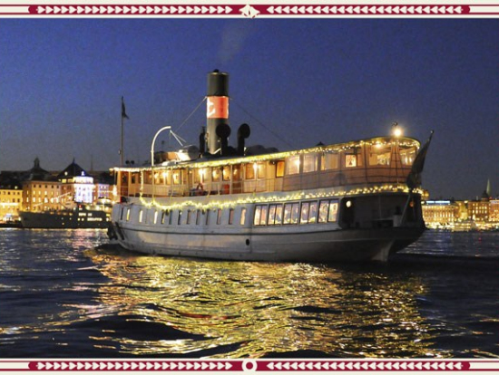 Classic Christmas Dinner Cruise On The Swedish Archipelago - Stockholm tours from cruise ships