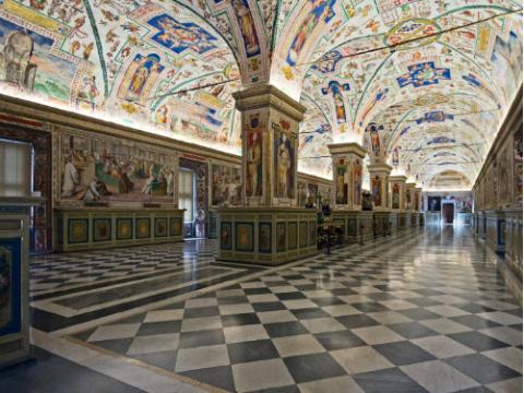 VaticanDinner1