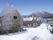 五稜郭(冬)