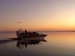 mate Wilderness Airboat NIGHT Adventure-018