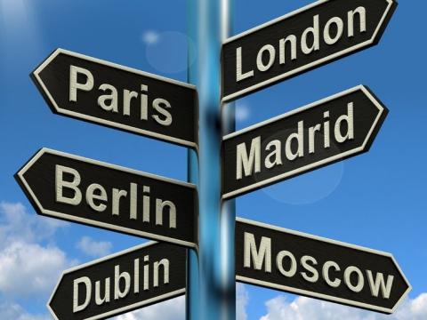 移動も楽々!ツアーでヨーロッパを周遊!
