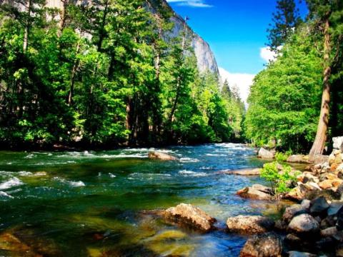 世界遺産 ヨセミテ国立公園