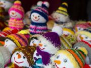 スノーマン(クリスマスマーケット)