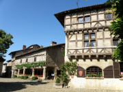 Perouges_Hostellerie