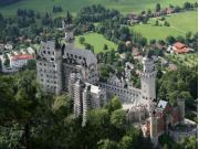 ノイシュバンシュタイン城3 (1)