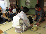 English tea ceremony in Japan