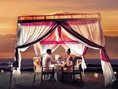 Pergola Dinner Group