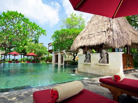 ザ・サンディファラ「The Sandi Phala」スパ・デイユース たっぷり10時間!<部屋+ディナー付/ホテルお迎え&空港お送り付>