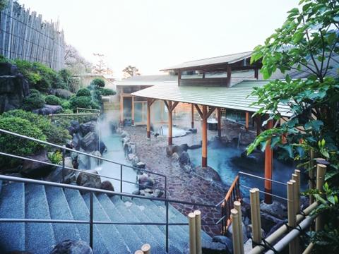 箱根热门温泉
