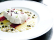 Alain Ducasse au Plaza Athenee-Turbot coquillages blettes-HR (c) Pierre Monetta