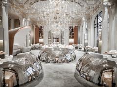 Hotel Plaza Athenee - Restaurant Alain Ducasse au Plaza Athenee - (c) Pierre Monetta 1