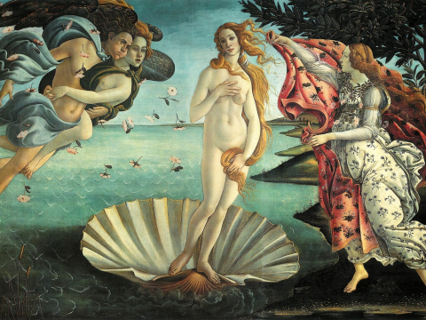 Tour M12 - Uffizi Gallery Guided Visit at Sunset