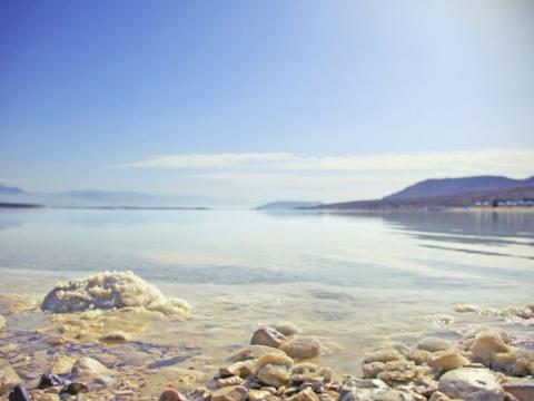 死海で体の芯から癒される~マッサージ&トリートメントパッケージ<昼食/アンマン発>