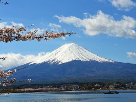 Mt Fuji Guided Tour