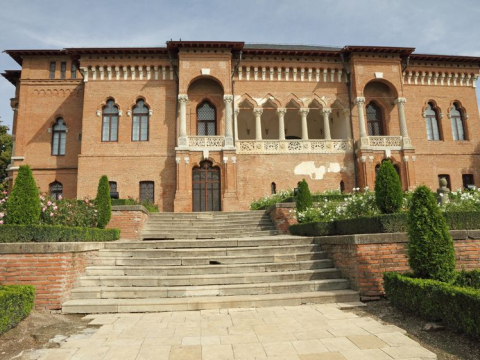 モゴショアヤ宮殿