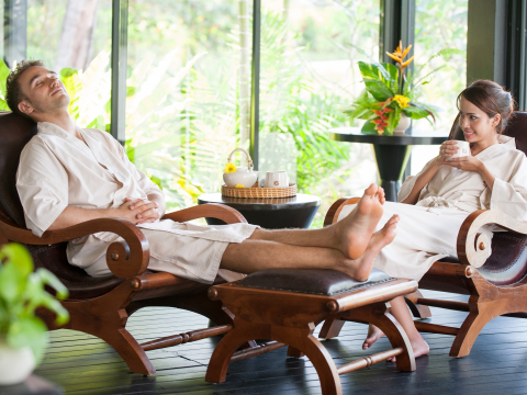 ANSpa_Couple Relaxing
