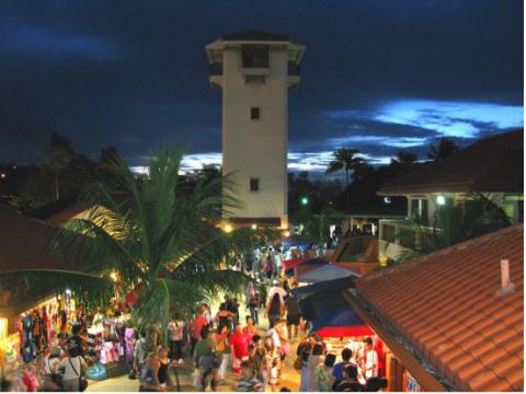 グアム島内観光ツアー