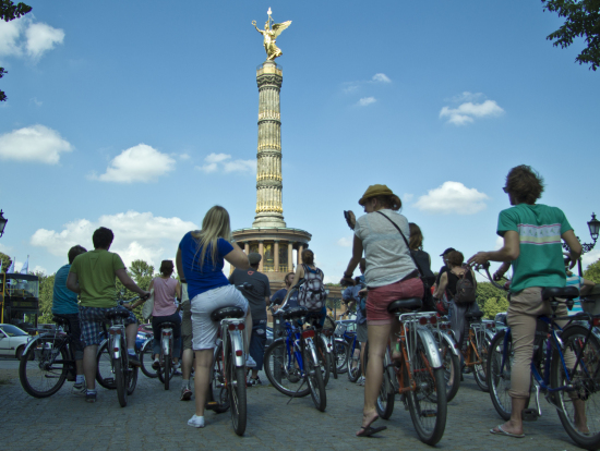 berlin electric bike tour all in one city sightseeing. Black Bedroom Furniture Sets. Home Design Ideas