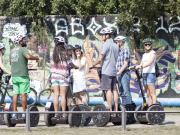 Berlin Wall Segway Tour3