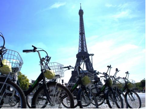 パリ観光ツアー