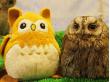 Fukuro no Sato stuffed animal