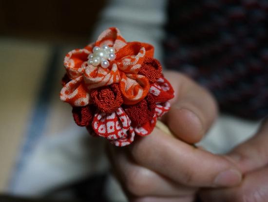 Geisha Hair Ornaments Kanzashi Www Pixshark Com Images