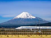 Fuji+Shinkansen1111