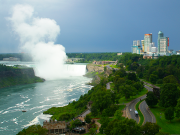 Niagara full day by air