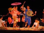 Philippine Muslim Dance