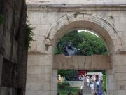 Emperor Diocletian's Palace Split Croatia