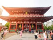 Sensoji Temple cropped