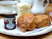 Westminster Abbey Cream Tea