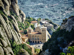 Montserrat-mountain-and-monastery