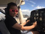 girl fly