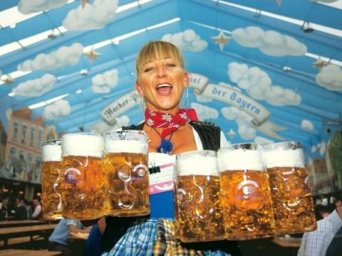 食べて、飲んで、踊って!ヨーロッパのお祭り