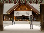 Hokkaido Shrine cropped