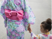 Yukata rental child cropped