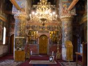 スナゴヴ修道院ドラキュラのお墓
