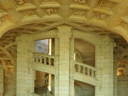 Chambord helix stairs-4