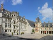 Château de Blois ailes François Ier et Louis XII 2