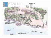 Hotel Korpikartano area map1